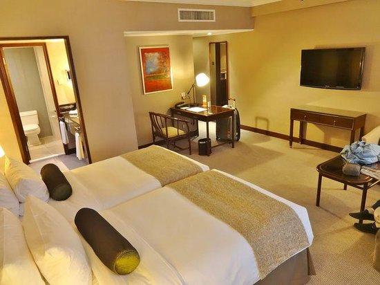 Marco Polo Hongkong Hotel: 部屋2