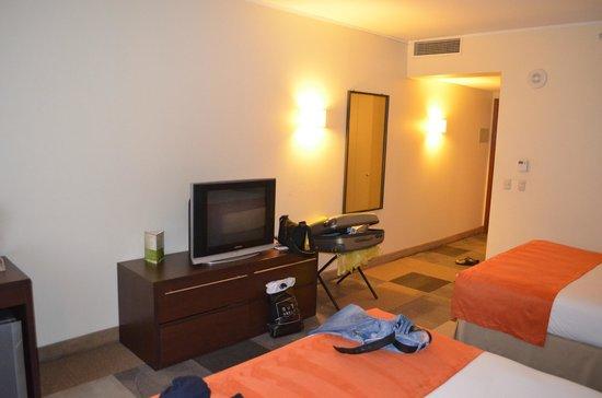 Atton Hotel El Bosque: номер