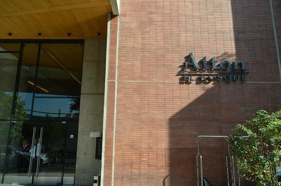 Atton Hotel El Bosque: отель