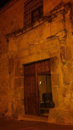 Hosteria Casa Palacio: Entrada Hospedería Casa Palacio