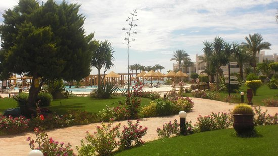 Grand Seas Resort Hostmark: Espaces verts Nature