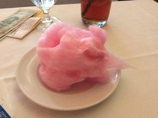 Proof on Main: Cotton Candy