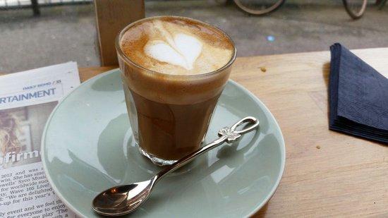 Espresso Kitchen : Piccolo! Beautiful