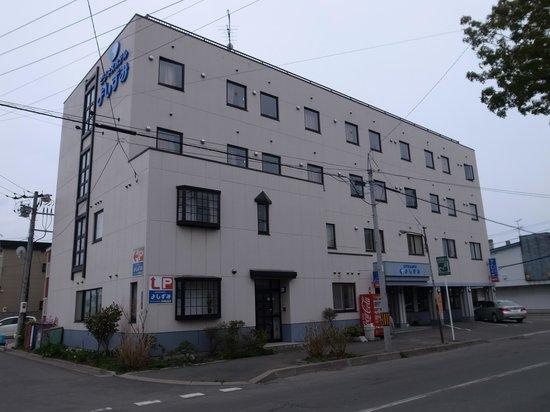 Business Hotel Yoshizumi Shinkan : 外観