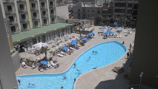 Topaz Hotel: Nice pool