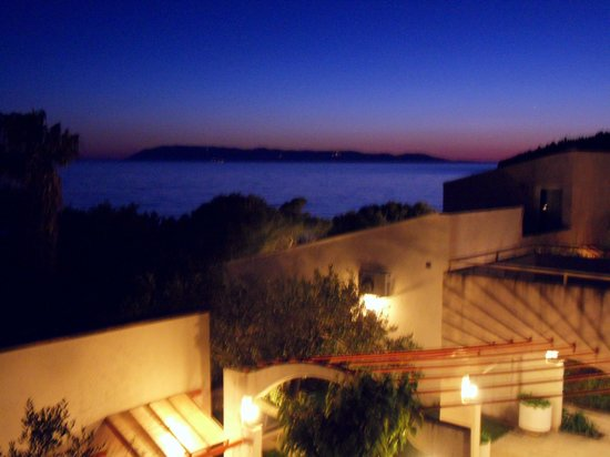 Bluesun Resort Afrodita : Blick vom Balkon