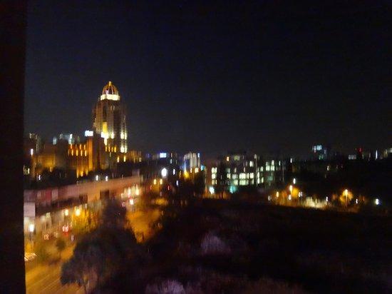 Radisson Blu Hotel Sandton, Johannesburg: Вид из номера