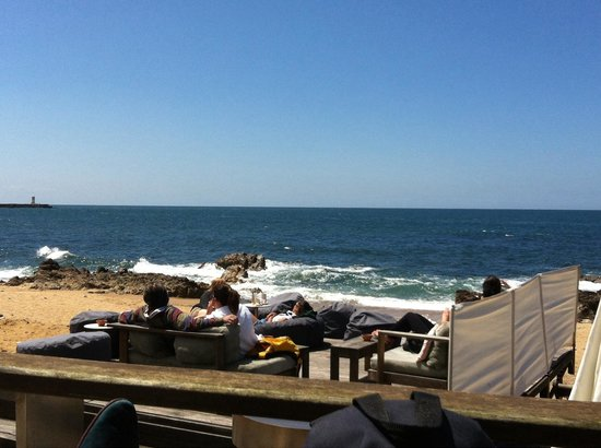 Praia da Luz: Moeilijk chill hier