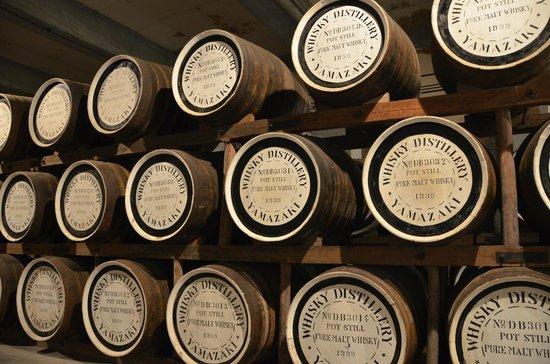 Suntory Yamazaki Distillery: Ageing gracefully