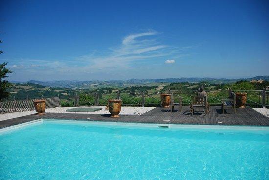 Villa Barocco : pool