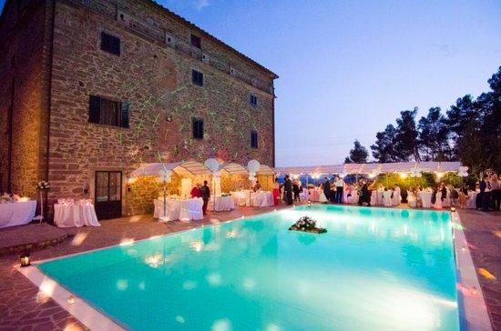 Villa Schiatti : Wedding venue close to Cortona