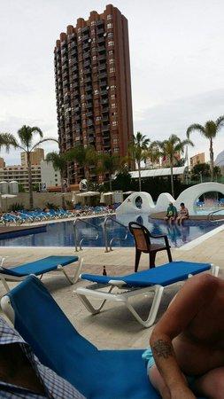 Hotel Rosamar : Pool at the Rosamar