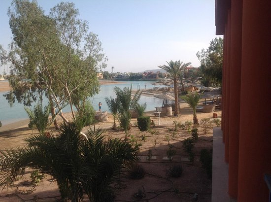 Sheraton Miramar Resort El Gouna: Cluster 3, Im a kitesurfer so wanted room close to launch site as possible