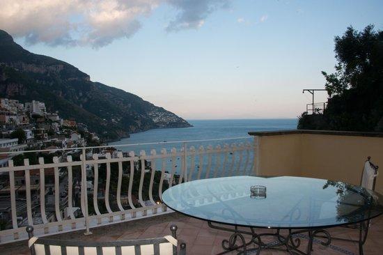 Hotel Posa Posa: de la terrasse de la chambre 505