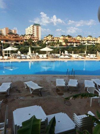 HSM Canarios Park: The Main Pool Area