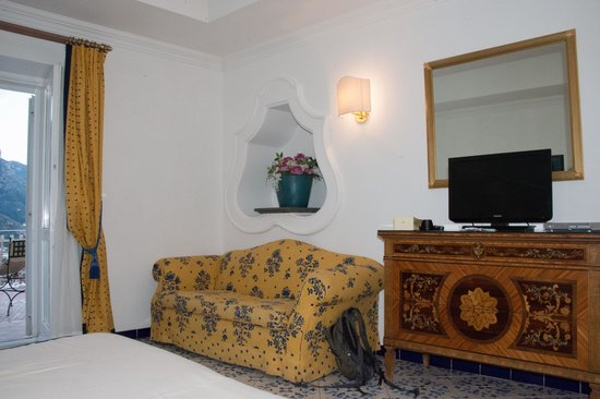 Hotel Posa Posa: la chambre 505