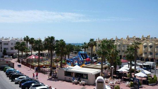 Hotel Mac Puerto Marina Benalmadena: View from room 308