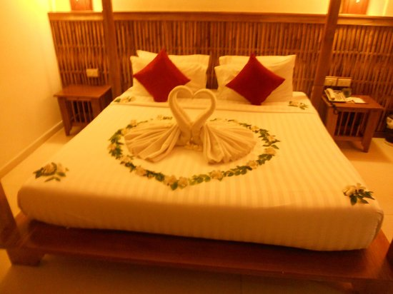 Railay Bay Resort & Spa: Honeymoon!