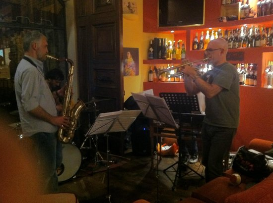 """E Lucevan le Stelle : Live Jazz at """"E lucevan"""", May 16, 2014"""