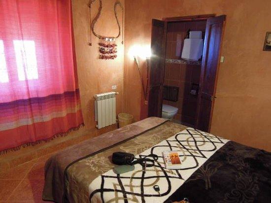 Hotel Tomboctou: kamer