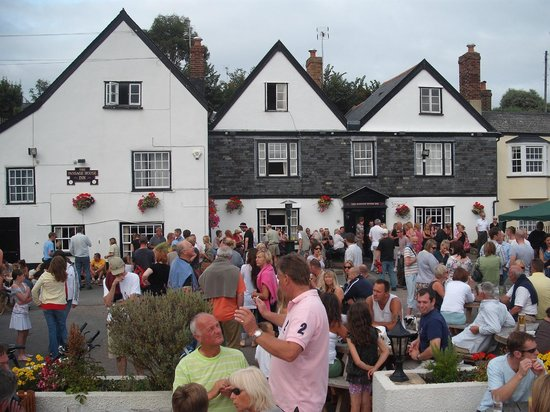 Passage House Inn: One of our annual events