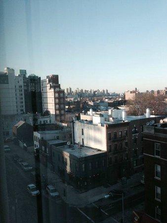 Holiday Inn L.I. City - Manhattan View: Aussicht