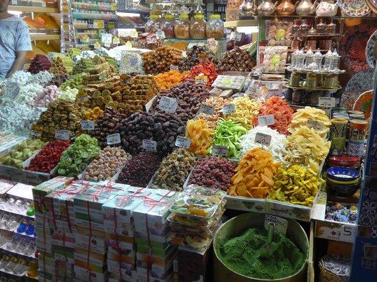 Egyptian Bazaar : Couleurs...