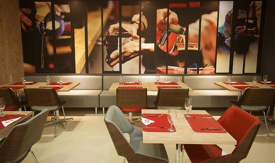 Ibis Salvador Aeroporto Hangar: Restaurante