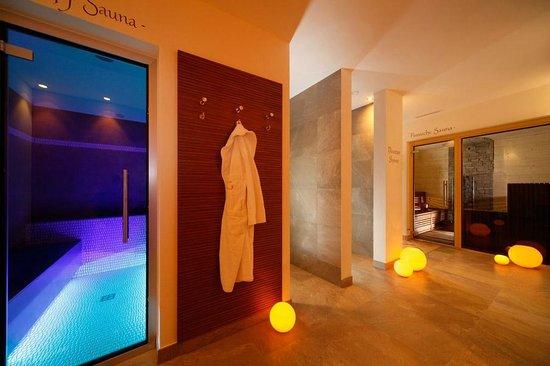 Hotel Girlanerhof: Wellnessbereich