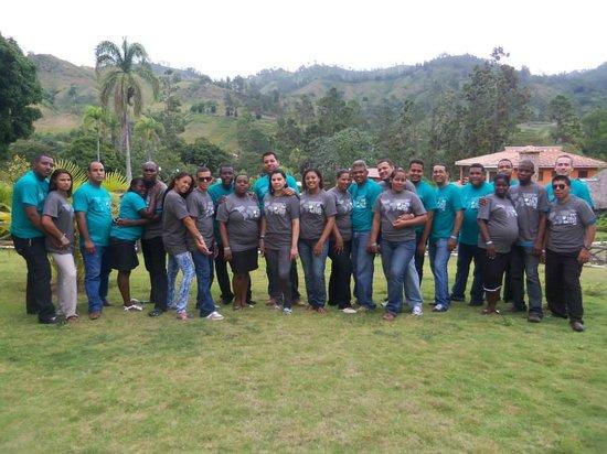 Rancho Las Guazaras: OCM LAC team was there