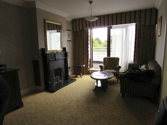 Radisson Blu St. Helen's Hotel, Dublin: living room
