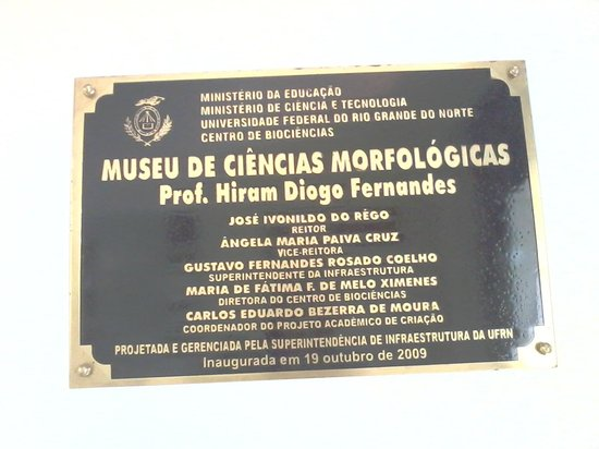 Museum of Morphological Sciences