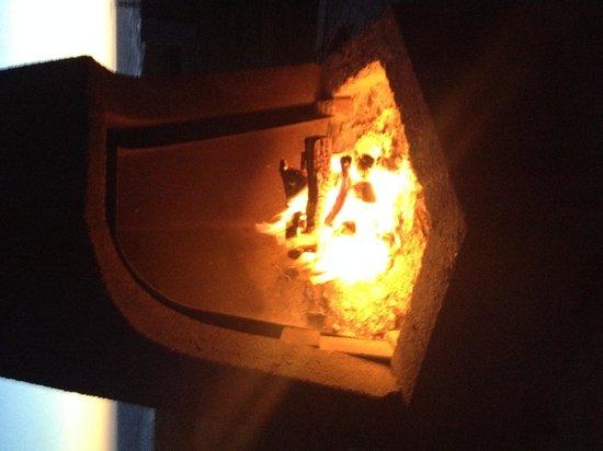 Cavalier Oceanfront Resort: Firepit