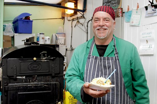 Bury Market: Bill Jackson 'Finest spuds in Greater Manchester'