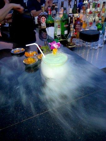 Moon Bar Bangkok : cocktail