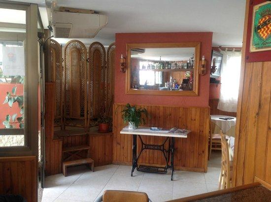 Entrada Restaurant Llebeig