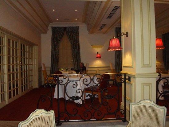 Monarch Hotel: Ресторан