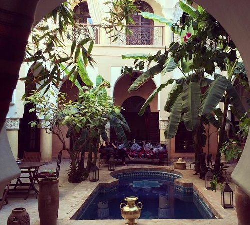 Riad Nabila : What a welcome! Absolutely stunning!