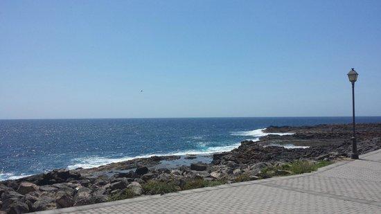 Club Caleta Dorada: beach shot