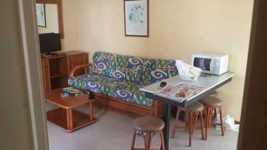 Club Caleta Dorada : quick shot of my room
