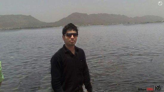 Ana Sagar Lake: AanAsaGaR. ... <3 <3 NiCe