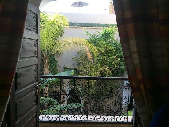 Riad Nabila: View from room