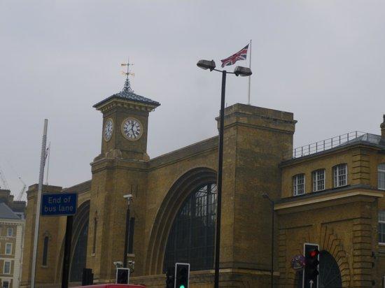 King's Cross Station: キングスクロス駅