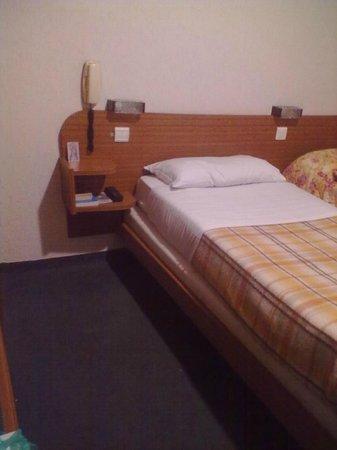 Albion Hotel: una camera