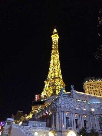 Fachada Picture Of Eiffel Tower Restaurant At Paris Las Vegas Las Vegas