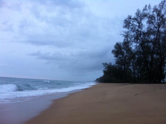 D Varee Mai Khao Beach: Mai Khao beach