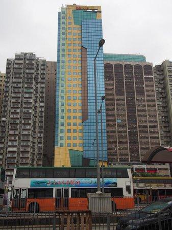 Ibis Hong Kong North Point: 北角碼頭から