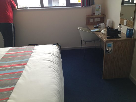 Travelodge Carlisle Central: Bedroom