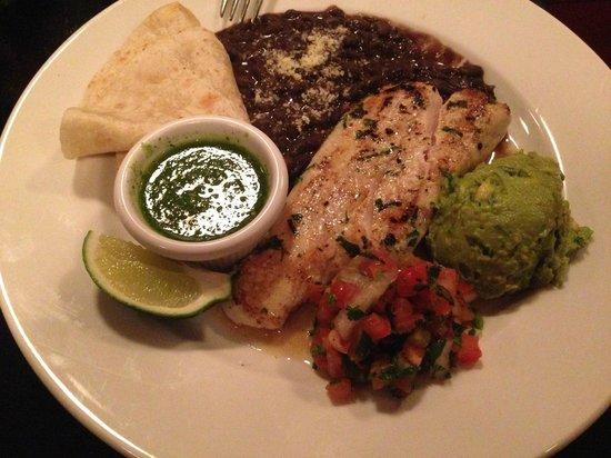 Danny's Venice Deli: fish tacos