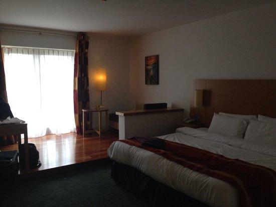 Blarney Hotel Golf & Leisure : Room 225 ,bathroom was very nice and clean as well